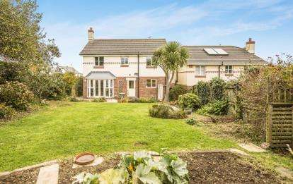4 Bedrooms Detached House for sale in Fowey, Cornwall, Fowey