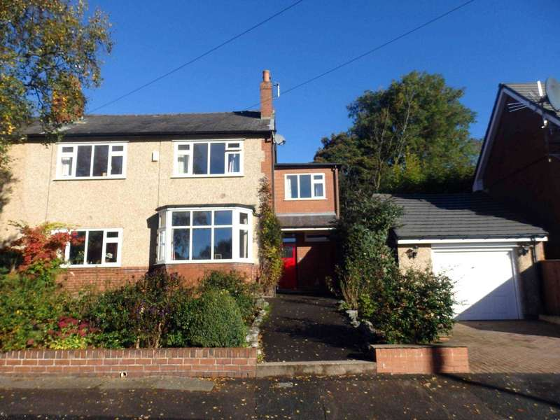 4 Bedrooms Semi Detached House for sale in Rydal Road, Heaton
