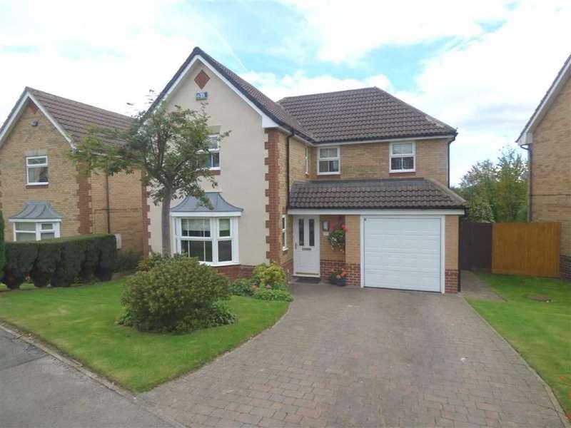 4 Bedrooms Property for sale in Redwood Drive, Bradley, HUDDERSFIELD, West Yorkshire, HD2