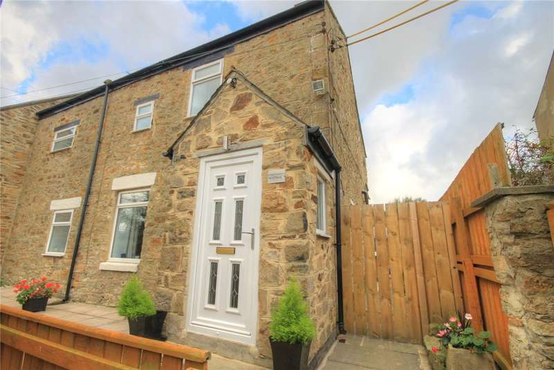 4 Bedrooms Semi Detached House for sale in Dipton, Stanley, County Durham, DH9