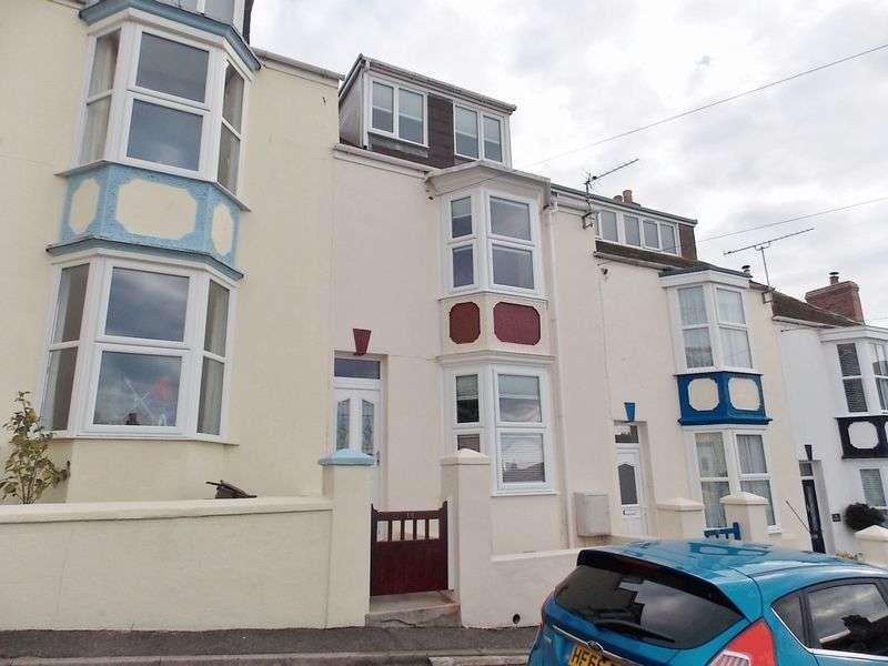 3 Bedrooms Terraced House for sale in Sea View, Portland