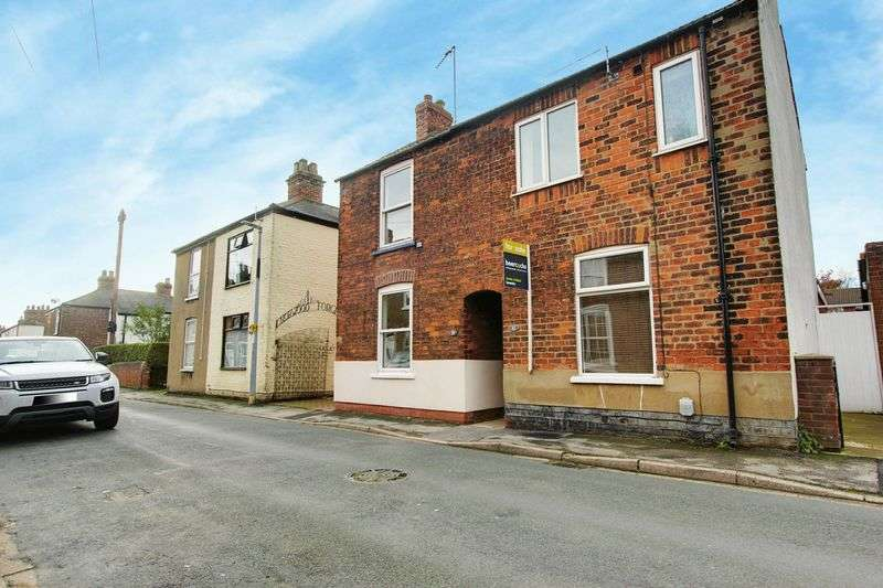2 Bedrooms Semi Detached House for sale in Norwood Grove, Beverley