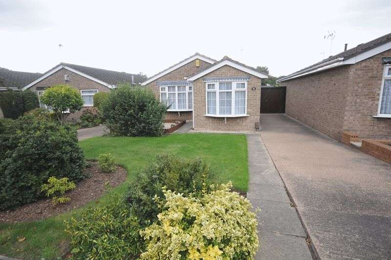 2 Bedrooms Detached Bungalow for sale in Sinfin Avenue, Derby