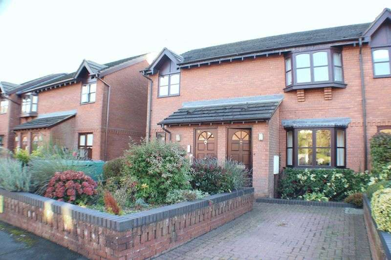 2 Bedrooms Flat for sale in Church View, Preston