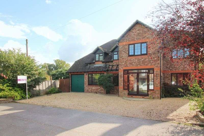 5 Bedrooms Detached House for sale in Hamesmoor Way, Camberley