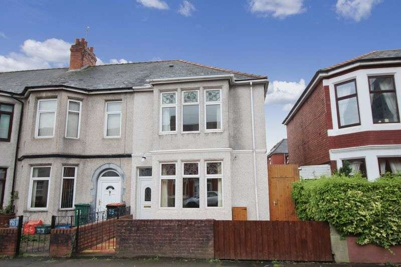 4 Bedrooms House for sale in St. Vincent Road, Newport