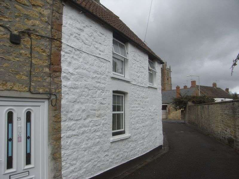 2 Bedrooms Terraced House for sale in Oxen Road, Crewkerne