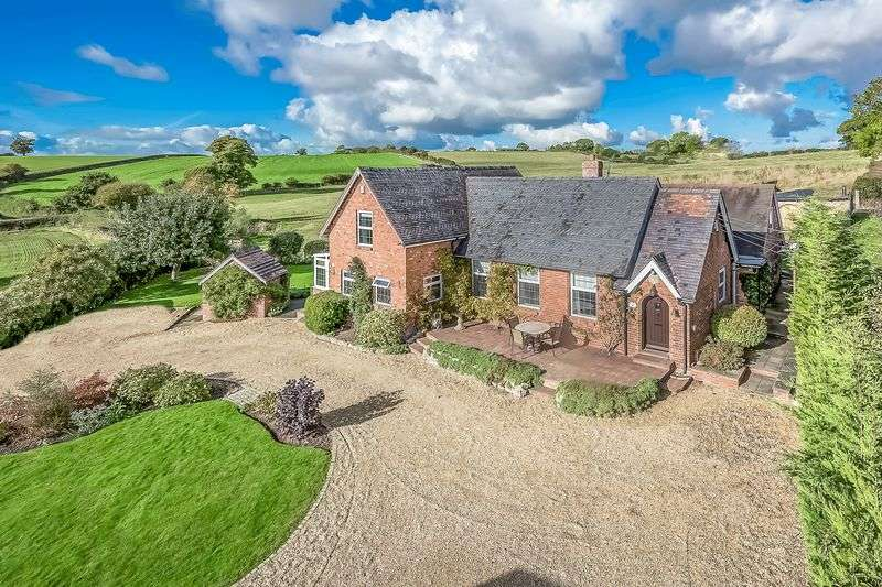 5 Bedrooms Detached House for sale in Eaton Constantine, Shrewsbury