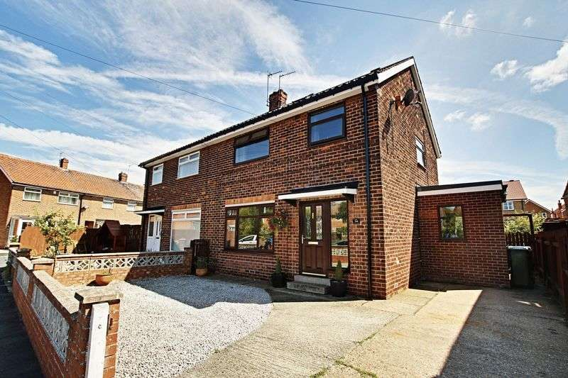 3 Bedrooms Semi Detached House for sale in Princes Avenue, Hedon