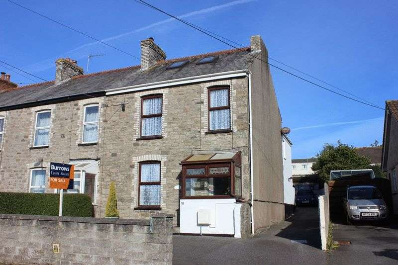 3 Bedrooms Terraced House for sale in Trenowah Road, St. Austell
