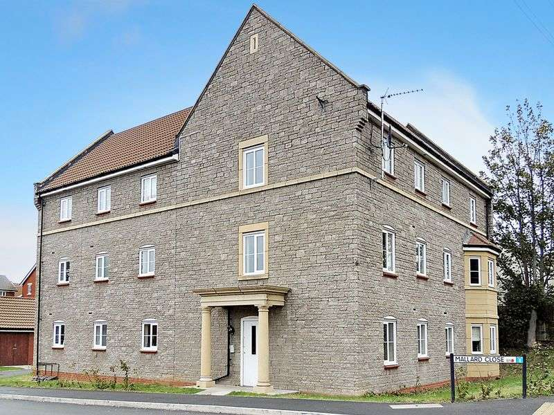 2 Bedrooms Flat for sale in Mallard Close, Speedwell, Bristol
