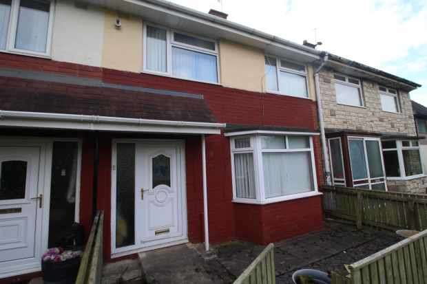 3 Bedrooms Terraced House for sale in Tailrigg Close, Stockton-On-Tees, Cleveland, TS19 0AZ