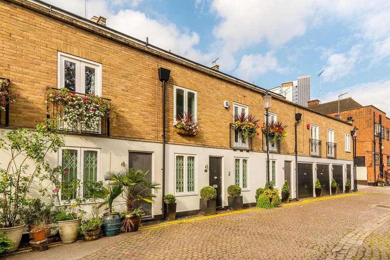 3 Bedrooms House for sale in Royal Crescent Mews, Holland Park, W11