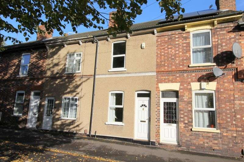 2 Bedrooms Terraced House for sale in Croft Street, Lincoln
