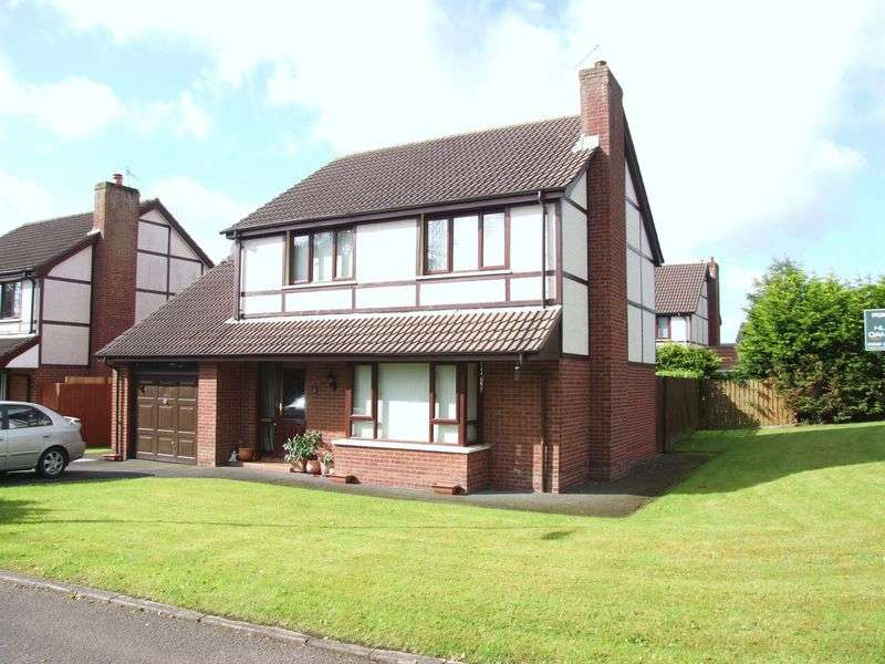 3 Bedrooms Detached House for sale in Craigs Green, Carrickfergus