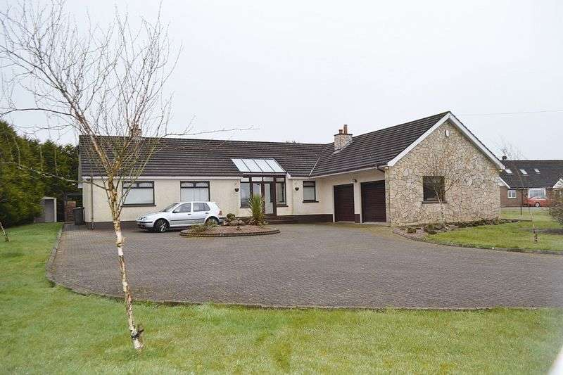 4 Bedrooms Detached Bungalow for sale in Cairn Road, Carrickfergus