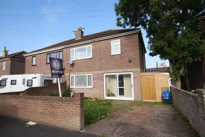 3 Bedrooms Semi Detached House for sale in Sycamore Road, Radstock