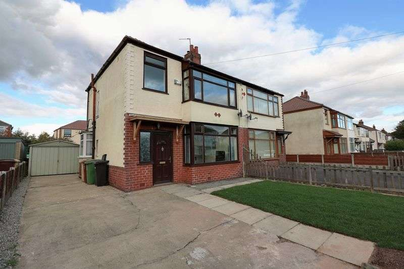 3 Bedrooms Semi Detached House for sale in Wisbeck Road, Bolton