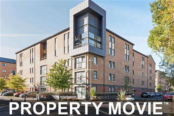 2 Bedrooms Flat for sale in 0/1, 32, Minerva Way, Finnieston, Glasgow, G3 8GD