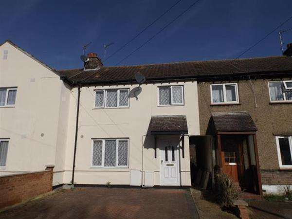 3 Bedrooms Terraced House for sale in Whitchurch Avenue, Canons Park