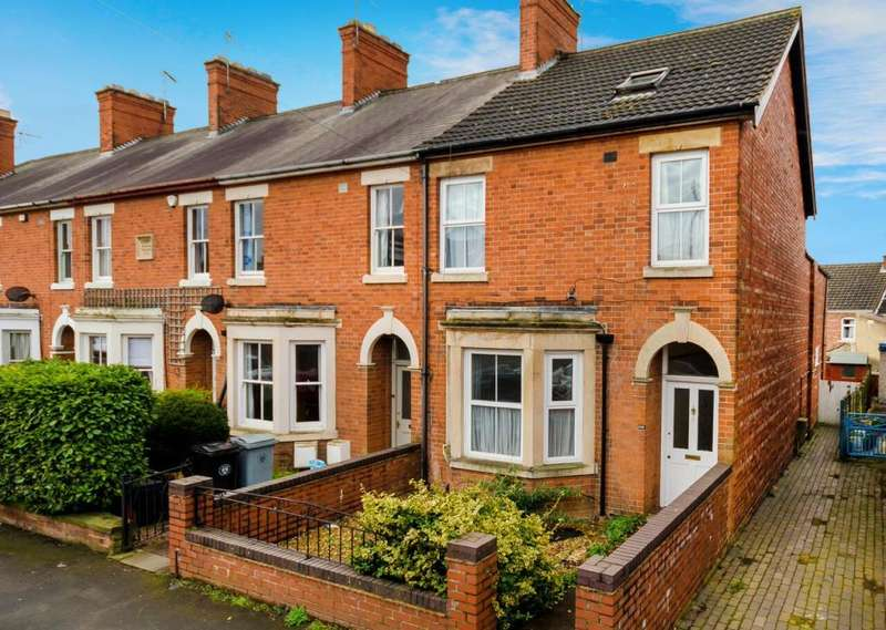 4 Bedrooms End Of Terrace House for sale in Harrowby Road, Grantham, Lincolnshire, NG31
