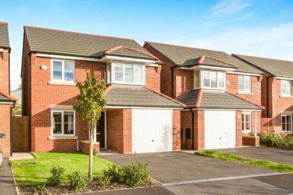 3 Bedrooms Detached House for sale in Heron Way, Sandbach, Cheshire
