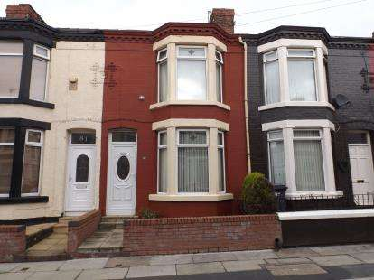 3 Bedrooms Terraced House for sale in Downing Road, Bootle, Liverpool, Merseyside, L20