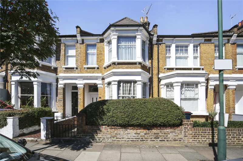 3 Bedrooms Terraced House for sale in Windermere Avenue, London, NW6