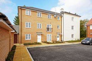 2 Bedrooms Flat for sale in Pilgrims Place, Littlebourne Road, Canterbury, Kent