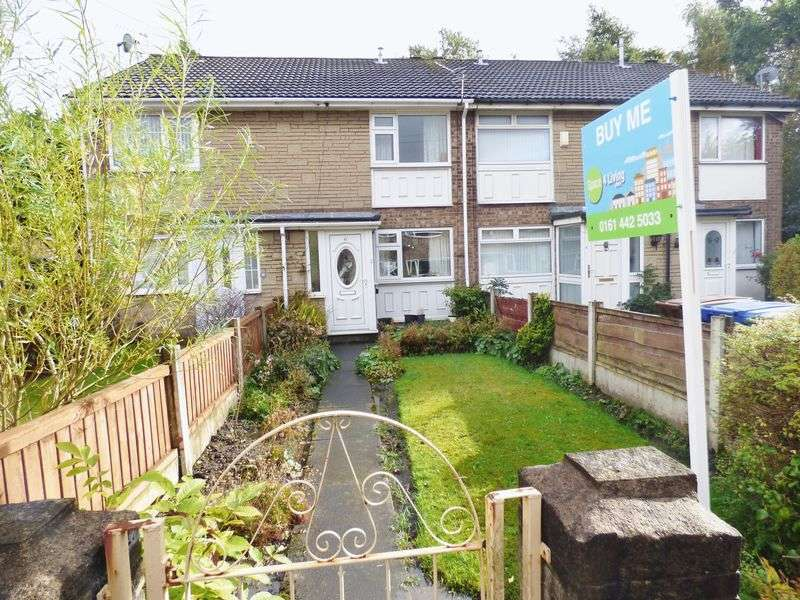 2 Bedrooms Terraced House for sale in Howden Close, North Reddish