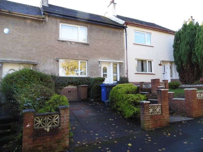 2 Bedrooms Terraced House for sale in Durward Crescent, Paisley