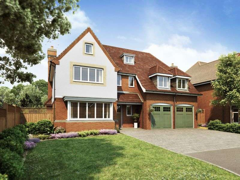 5 Bedrooms Detached House for sale in The Earlswood, Plot 4, Milford Place, Milford Road, Harborne
