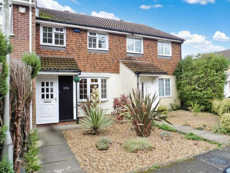 3 Bedrooms Terraced House for sale in Cemetery Road, Houghton Regis