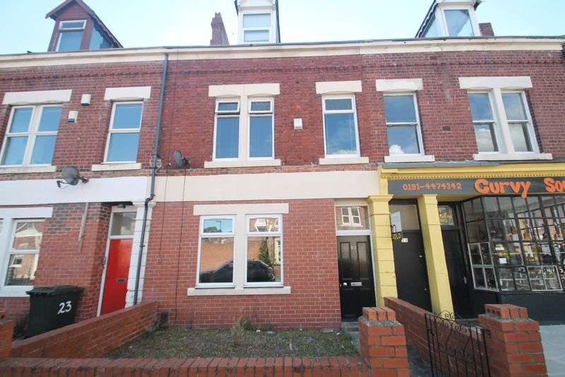 7 Bedrooms Terraced House for rent in Heaton Hall Road, Newcastle Upon Tyne