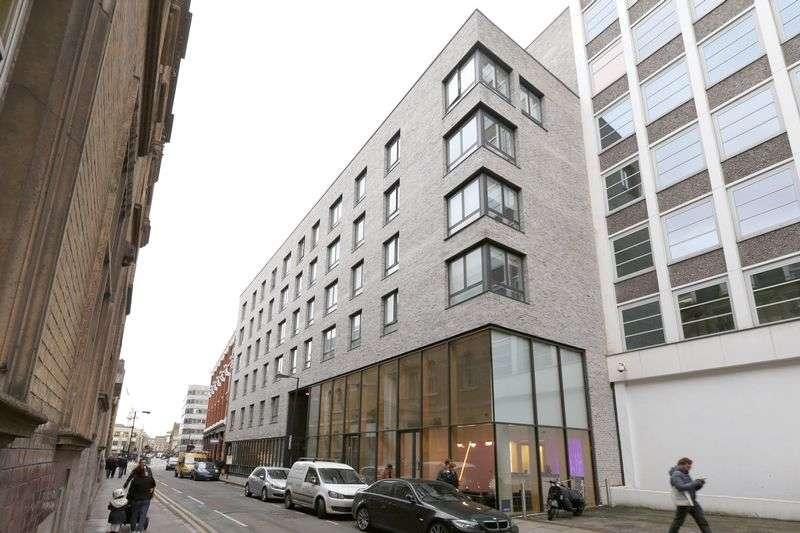 2 Bedrooms Flat for sale in Leonard Street, London