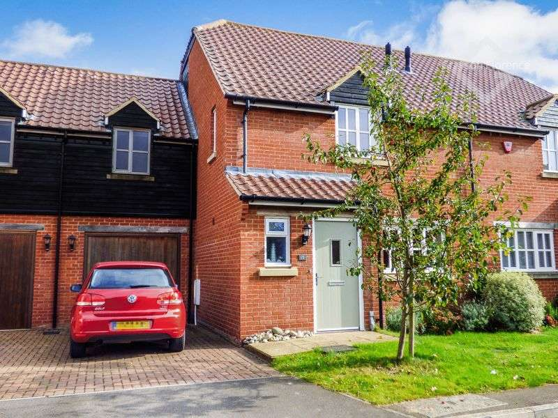 4 Bedrooms Semi Detached House for sale in Shepherds Drove, West Ashton