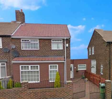 3 Bedrooms Semi Detached House for sale in Stephens Road, Seaham, Durham, SR7 9HA