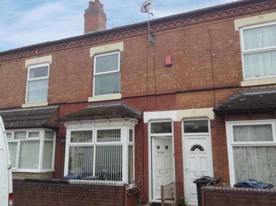 3 Bedrooms Terraced House for sale in Malmesbury Road, Birmingham, West Midlands, B10 0JE
