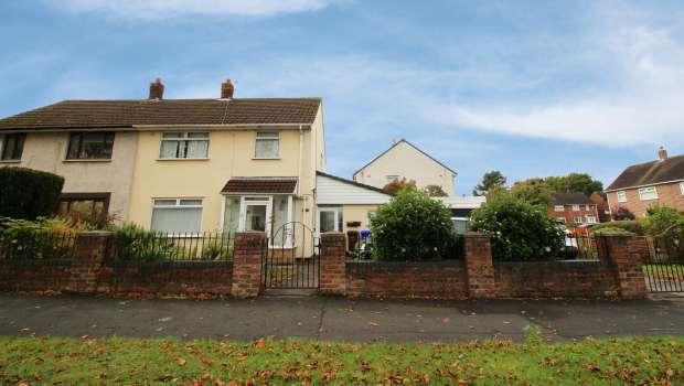 3 Bedrooms Semi Detached House for sale in Portway,, Manchester, Lancashire, M22 1SE