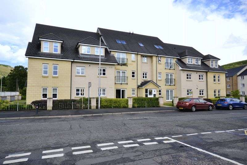 1 Bedroom Flat for sale in 13 Dyers Close, Innerleithen, EH44 6QF