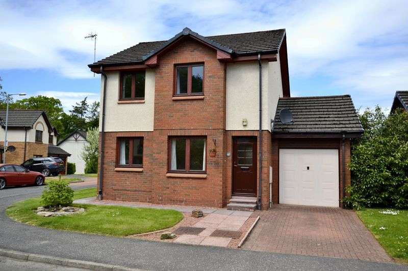 3 Bedrooms Detached House for sale in 42 Glen Crescent, Peebles, EH45 9BS