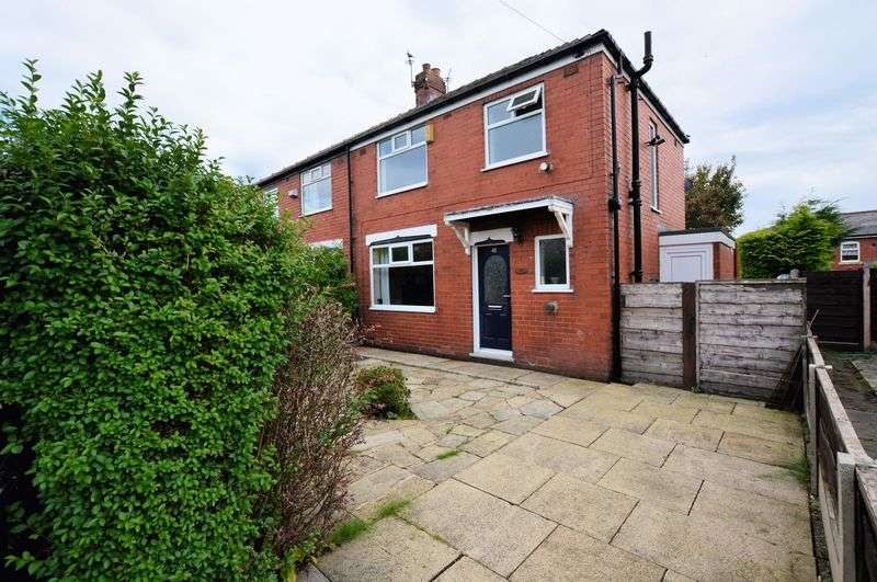 2 Bedrooms Semi Detached House for sale in Somerset Drive, Bury