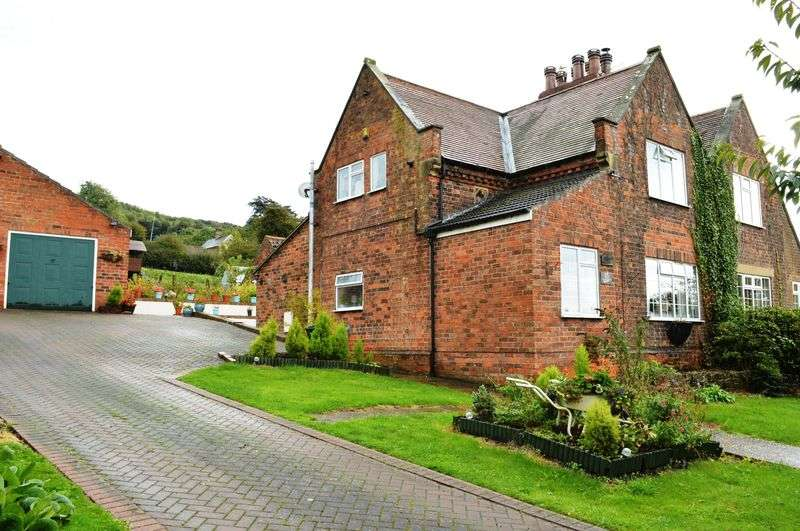 3 Bedrooms Semi Detached House for sale in Main Street, Saxby-All-Saints