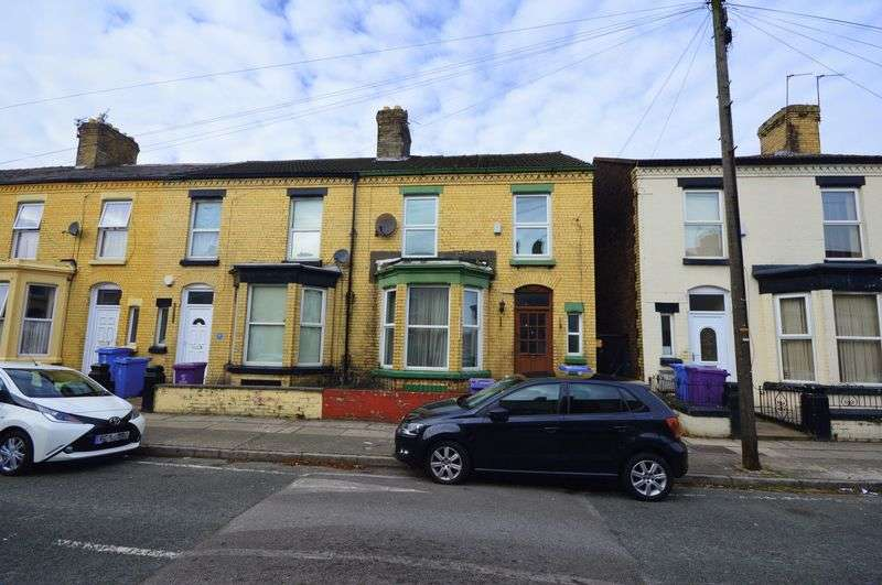 4 Bedrooms Terraced House for sale in Barrington Road, Wavertree