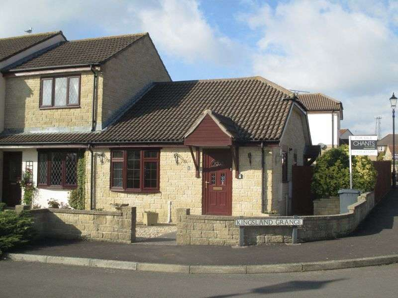 2 Bedrooms Bungalow for sale in Kingsland Grange, Yeovil