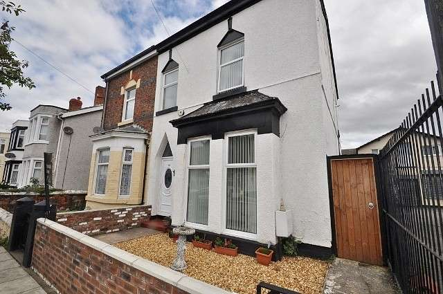 3 Bedrooms House for sale in Rullerton Road, Wallasey