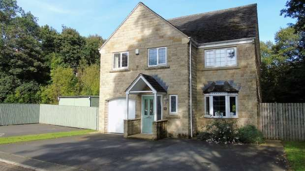 6 Bedrooms Detached House for sale in Mill Stream Drive Luddendenfoot Halifax