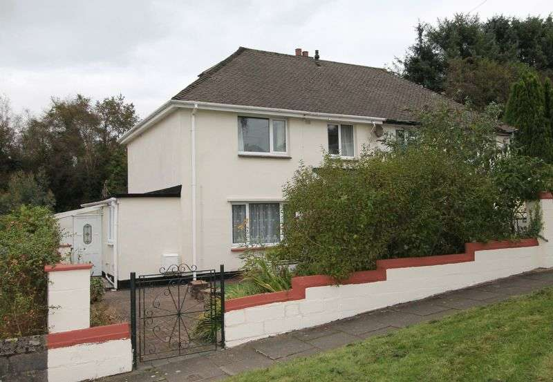 3 Bedrooms Semi Detached House for sale in Heol Y Coed, Pontyclun, CF72 9AR