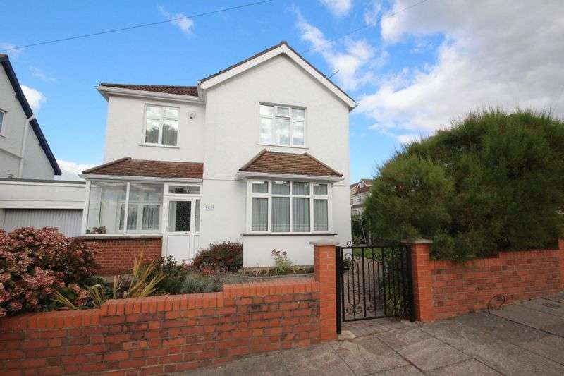 4 Bedrooms Detached House for sale in Henleaze Park Drive, Bristol