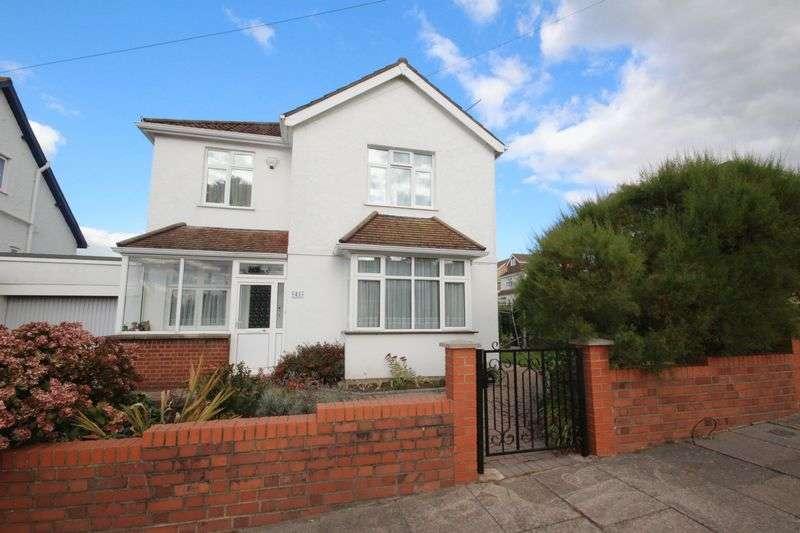 4 Bedrooms Detached House for sale in Henleaze Park Drive, Bristol